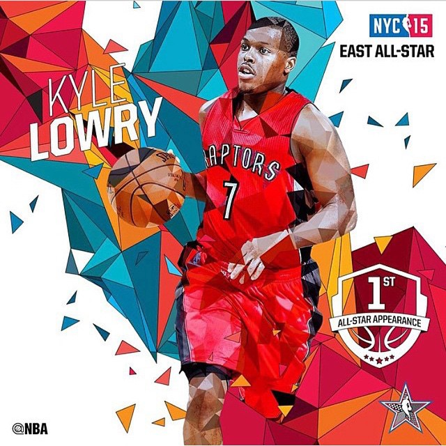 Kyle Lowry All-Star