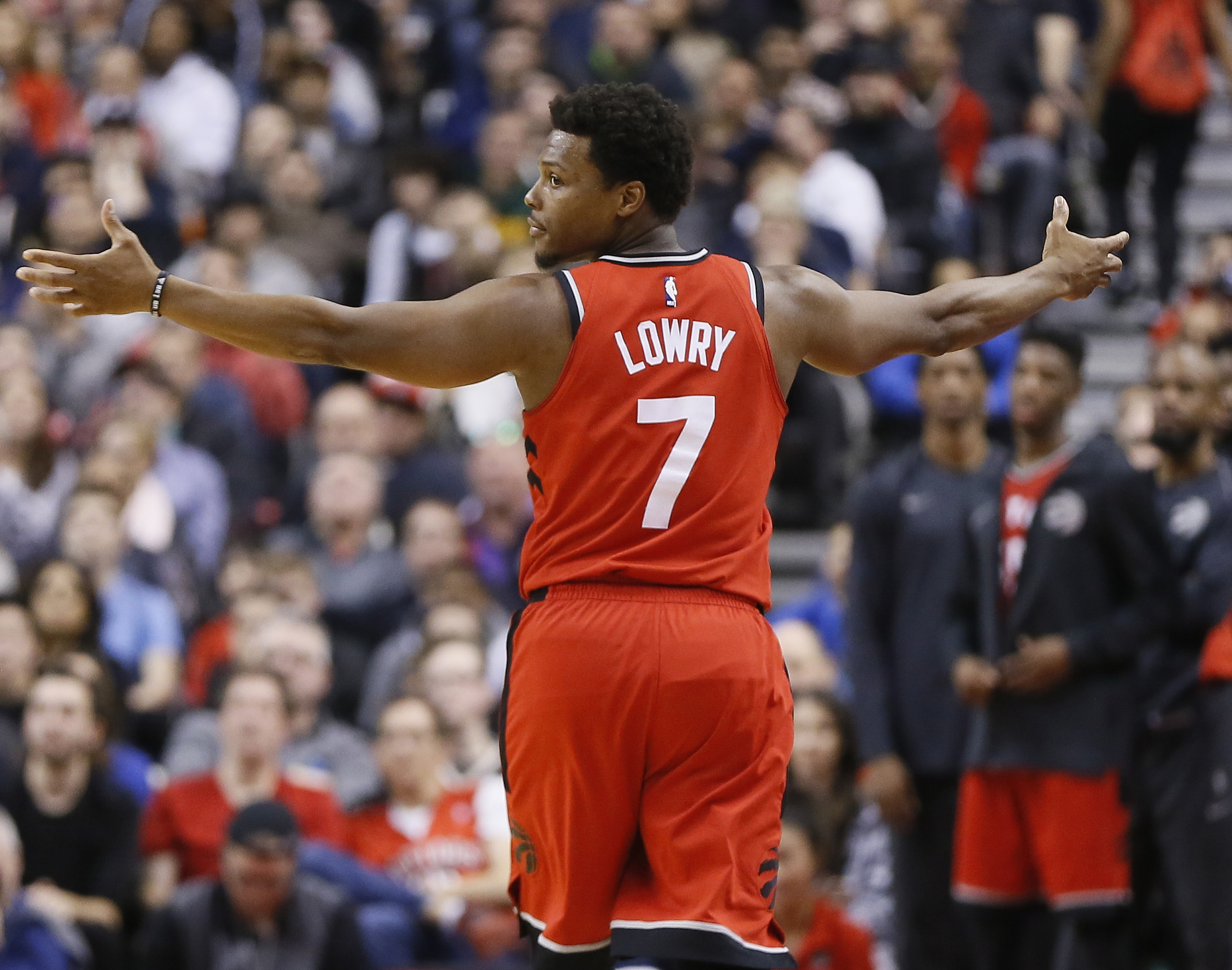2e81256a0fb0 A lot is riding on 2018 playoffs for Kyle Lowry - Raptors Republic