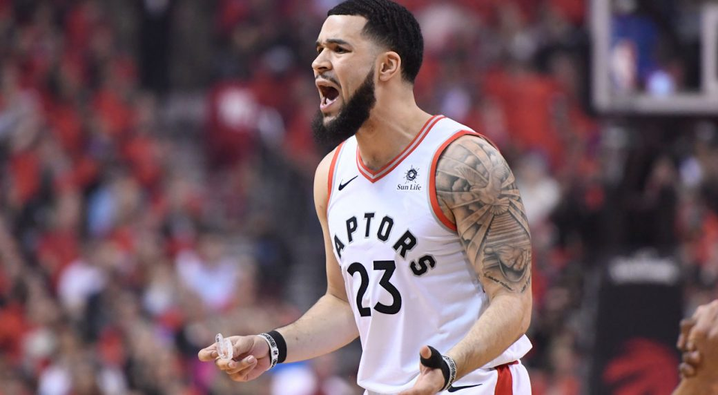 Fred VanVleet has been a pearl for the Raptors. But what will the future hold?